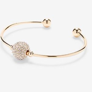 Express Gold Bangle